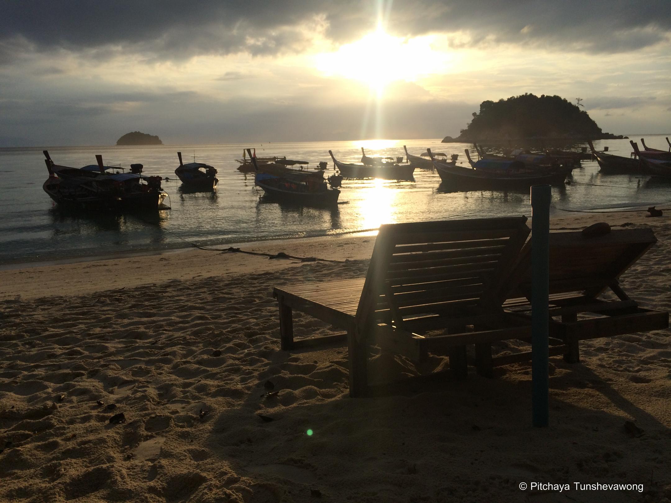 Sunrise Beach from Zanom Sunrise's view